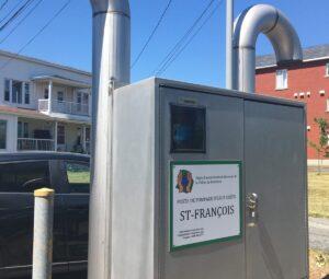 Poste de pompage St-Francois2